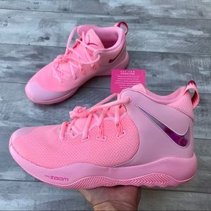 Nike Zoom Rev II TB Kay Yow Promo Breast Cancer